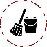 Nettoyage énergétique de l'habitat